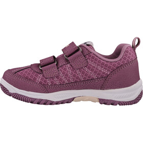Viking Footwear Bryne Shoes Barn bordo/violet